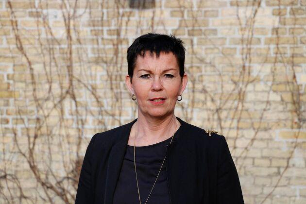 Marianne Andersson, ordförande för LRF i Skåne. FOTO: LRF Skåne