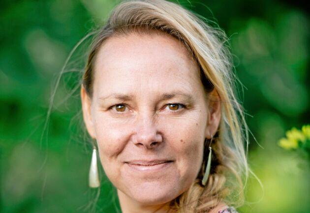 Charlotta Szczepanowski, hållbarhets- och kvalitetschef, Coop.