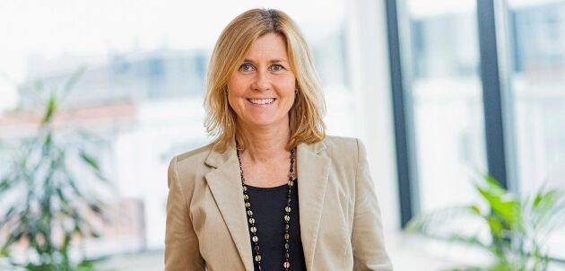 Eva Eriksson, vice VD och seniorkonsult, Macklean.