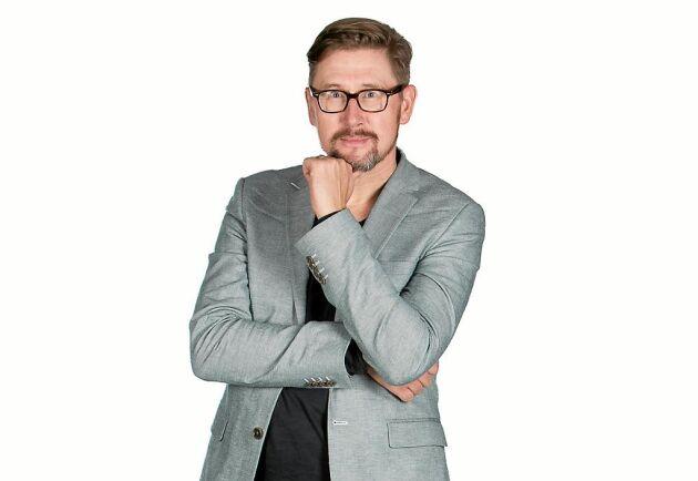 Joel Linderoth, Lands chefredaktör, är stolt över ökningen i Sifos räckviddsmätningar.