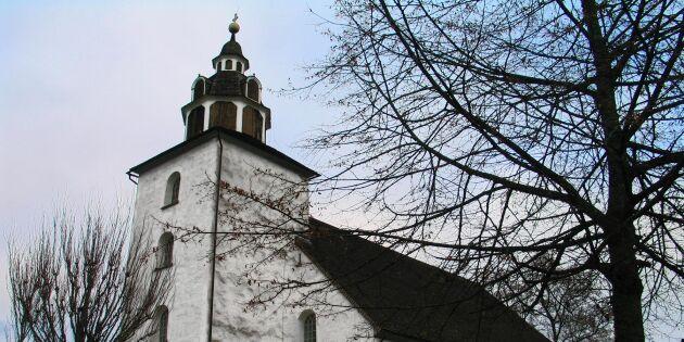 Oproportionerlig dominans i kyrkans markförvaltning