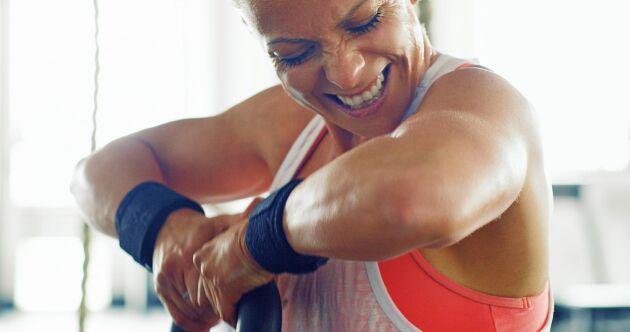 Att träna sig rejält andfådd ger en nyttig syrebrist i musklerna, enligt årets Nobelpristagare i medicin.