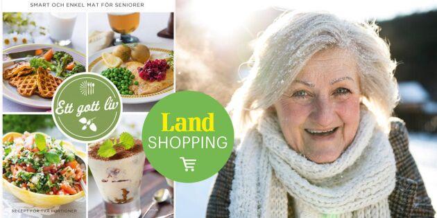 Ny bok! Maten som bevarar kroppens värdefulla funktioner
