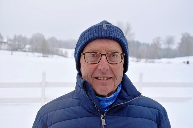 Lars-Ove Bengtsson, markägare i Ryd, dock inte lantbrukare. Land Lantbruk träffade honom i vårvintras.