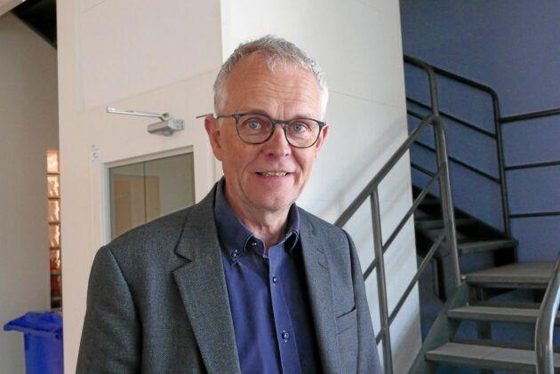 Lyckebys vd Hans Berggren ser just på framtiden. Men EU:s regler kring förädlingsteknik kan stoppa nästa investering.