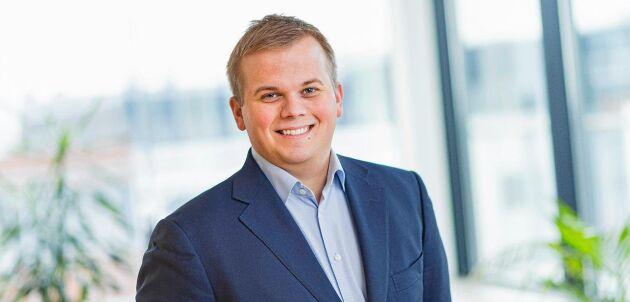 Anton Pedersen, konsult på Macklean.