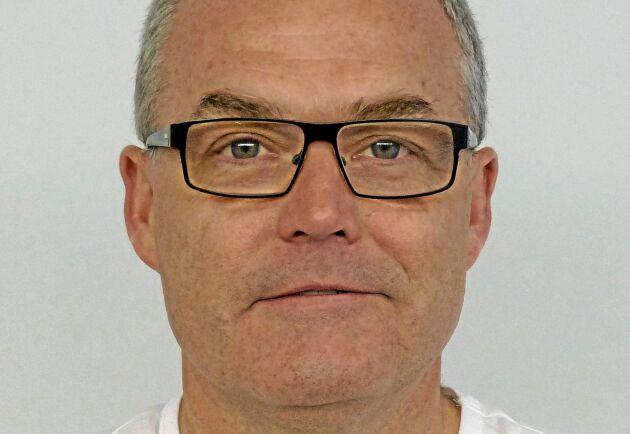 Jan Grosen är chef för vattenvårdsenheten på Länsstyrelsen Kronoberg.