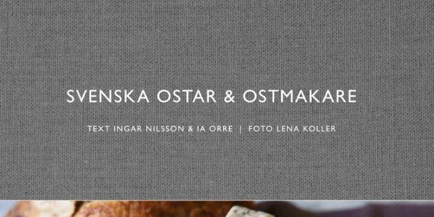 AVSLUTAD: Vinn boken Svenska ostar & ostmakare