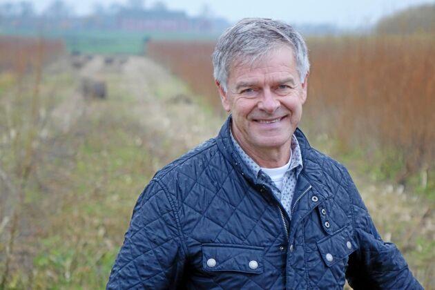 Det finns 10 miljoner hektar inom EU som ligger i någon form av träda. De kan användas för salixodling menarsalixentusiasten Sten Segerslätt.