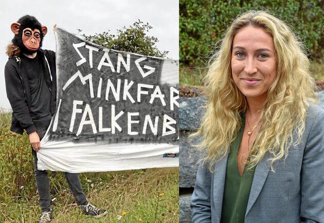 Varför väljer Uppdrag Granskning att samarbeta med djurrättsaktivister, undrar Elisabeth Hidén.