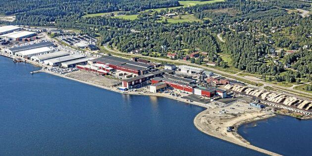 SCA söker nytt miljötillstånd för Tunadals sågverk