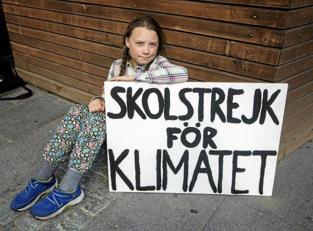 I slutet av september planerar klimataktivisten Greta Thunberg en ny, global strejk.