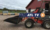 ATL-TV: Bengts kompaktlastare går på el