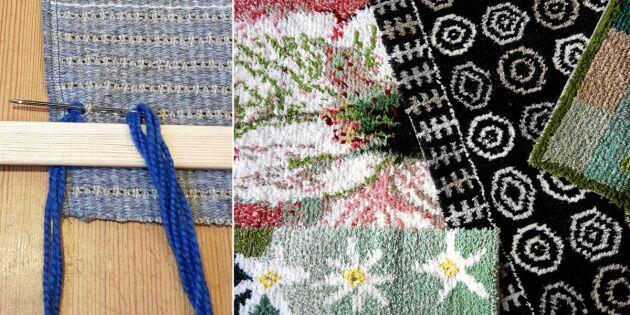 GUIDE: Lär dig knyta rya – steg för steg