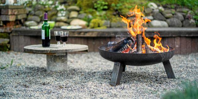 Kök, grill och spis ute – här är alternativen