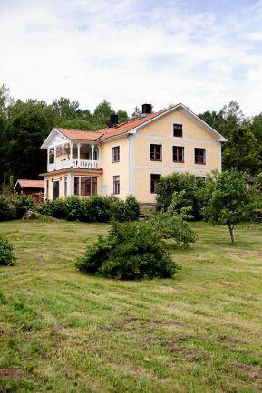 Bergsmansgården Täppan är en av de första och mest betydelsefulla gårdarnas i byn Norrbo.