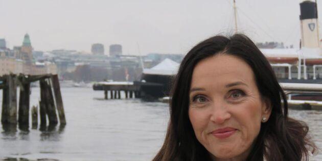 Seglade till Australien: Pia Hultgren nära gå under på drömresan