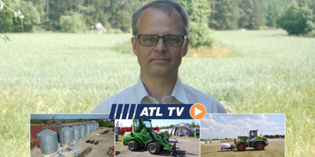 ATL TV: Nya maskiner på Borgebyvisning