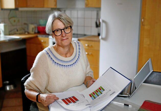 Eva Karin Hempel, lantbrukare och ekonom från Vellinge.