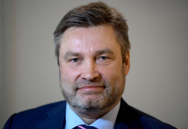Peter Helander, Centerpartiet.