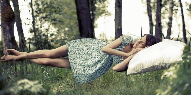 Så påverkar dina drömmar dig – oväntade effekter!