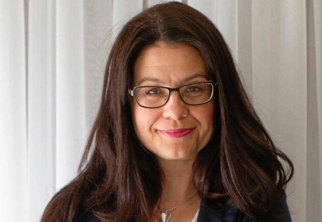 Helena Lindahl, näringspolitisk talesperson Centerpartiet.
