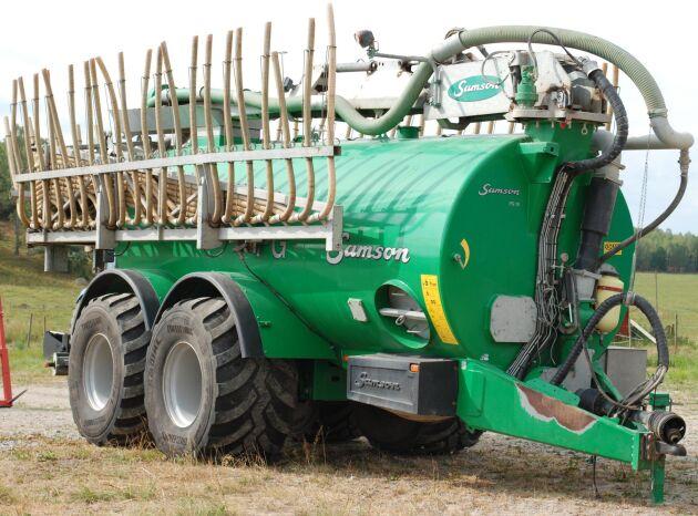 http://www.atl.nu/lantbruk/spirande-lonsamhet-for-kulturgrodor/När vädret inte tillåter spridning av gödsel inom tillåten tid uppstår problem för lantbrukaren. Dispens kan då vara en möjlighet men det är inte självklart.