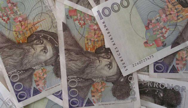 Töm madrasser och lönnfack på dina gamla sedlar. Den 30 juni är sista dagen att handla för dem.