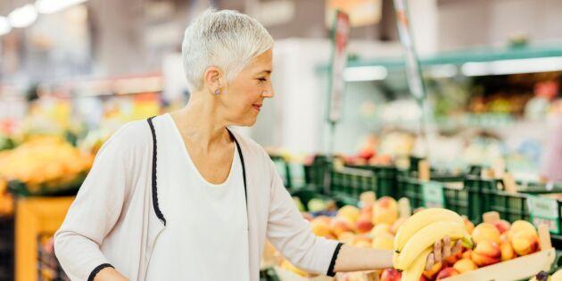 Matsvinnet kommer från få frukter och grönsaker