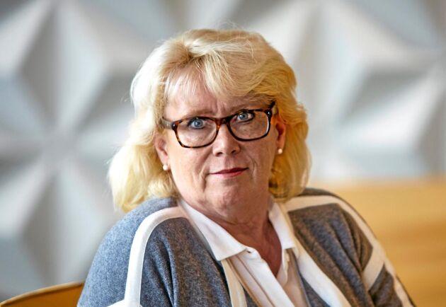 """""""Tanken med utredningen var att främja en växande skogsnäring och en hållbar skoglig tillväxt med god säkerställd tillgång till nationell biomassa från den svenska skogen. Det har inte beaktats"""", säger Lena Ek, ordförande Södra skogsägarna, i en kommentar."""