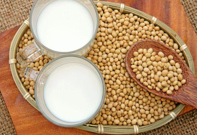 Sojamjölk får inte kallas för mjölk slår EU-domstolen fast.
