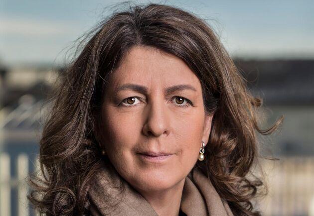 Bettina Kashefi, chefekonom på Svenskt Näringsliv.
