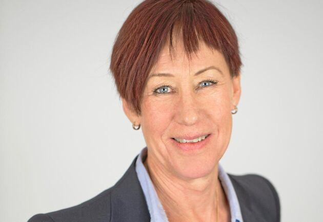 Monica Näslund, pressansvarig på Transportstyrelsen.