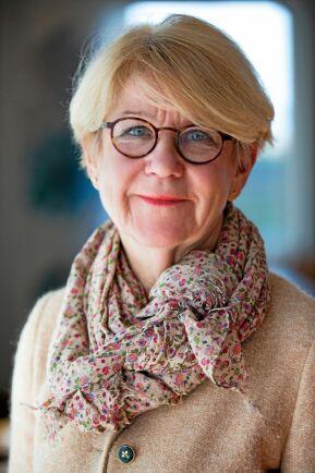 Inger Andersson, ordförande nationella kommittén för livsmedelsforskning.