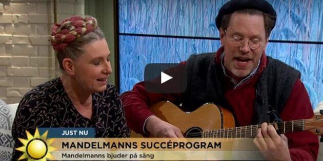 Hör folkkära Mandelmanns härliga hyllningssång till vårbruket