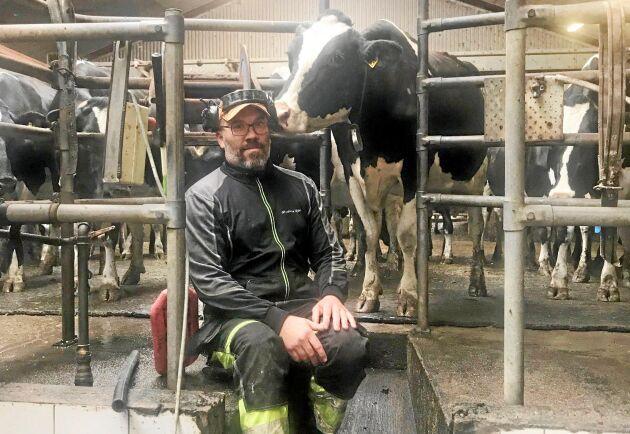 John Pending kastar in handuken och har begärt att Glostorps mjölkgård försätts i konkurs. Gården bedriver växtodling och mjölkproduktion. Konkursförvaltaren räknar med att fler gårdar kommer att följa hans exempel efter sommarens torka.