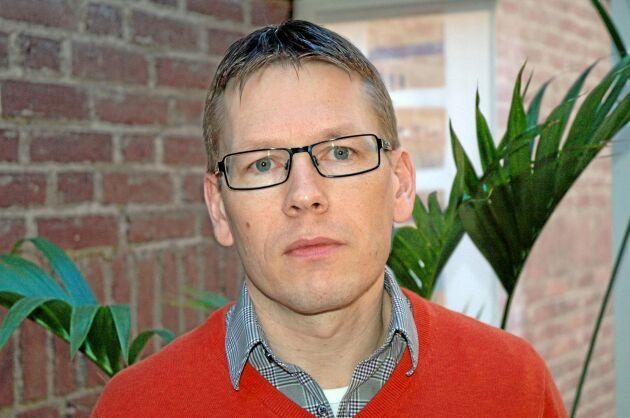 Patrik Alenfelt, Jordbruksverket