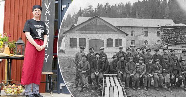 Historiska Wiksfors bruk upplever en ny expansiv period.
