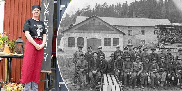 Historiska Wiksfors bruk blomstrar igen – populärt besöksmål i Värmland