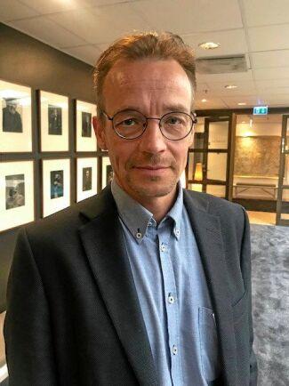 Professor Markku Rummukainen, klimatexpert och Sveriges representant i IPCC.