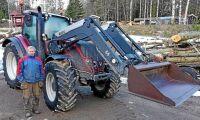 """""""Som natt och dag"""" med ny traktor"""