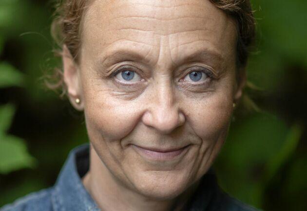 Jeanette Elander, ordförande för Grisföretagarna.