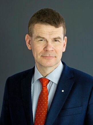 Herman Sundqvist, gd Skogsstyrelsen.