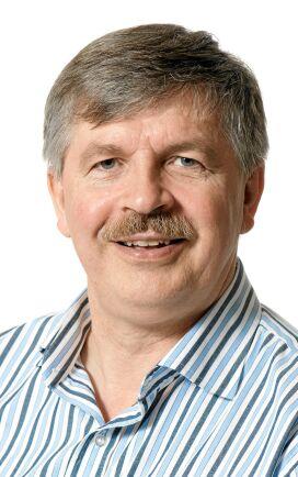 Martin Normark, energiexpert på Vattenfall.