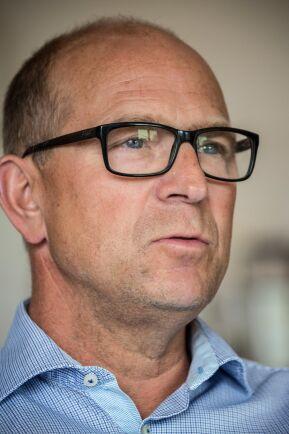 Christian Negendanck, vd för Högestad.