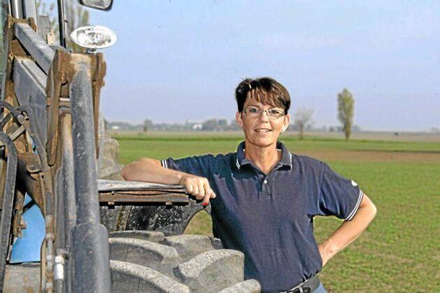 Jonssons största bedrift är att hon har fått upp matproduktionen på den politiska agendan, säger Marianne Andersson.