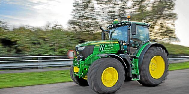 Här är traktormärkena som sålde mest 2018