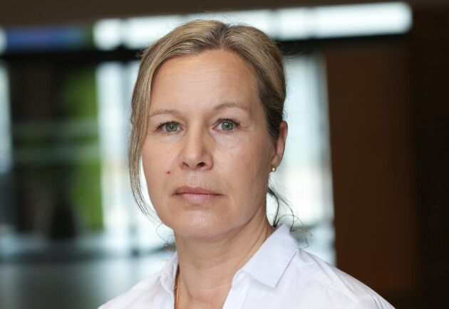 Katharina Gielen, Biträdande avdelningschef, Djuravdelningen, Jordbruksverket.