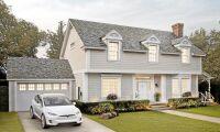 Snart kan du ha en Tesla på taket
