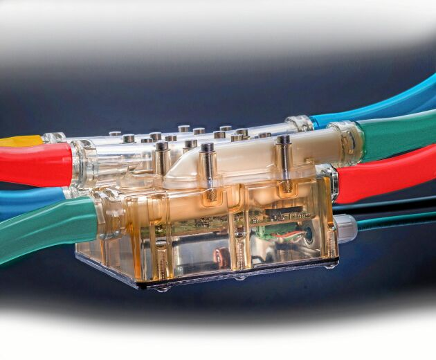 Systemet DairyMilk M6850 för analys av celltal för kor som är individuell för varje fjärdedel.